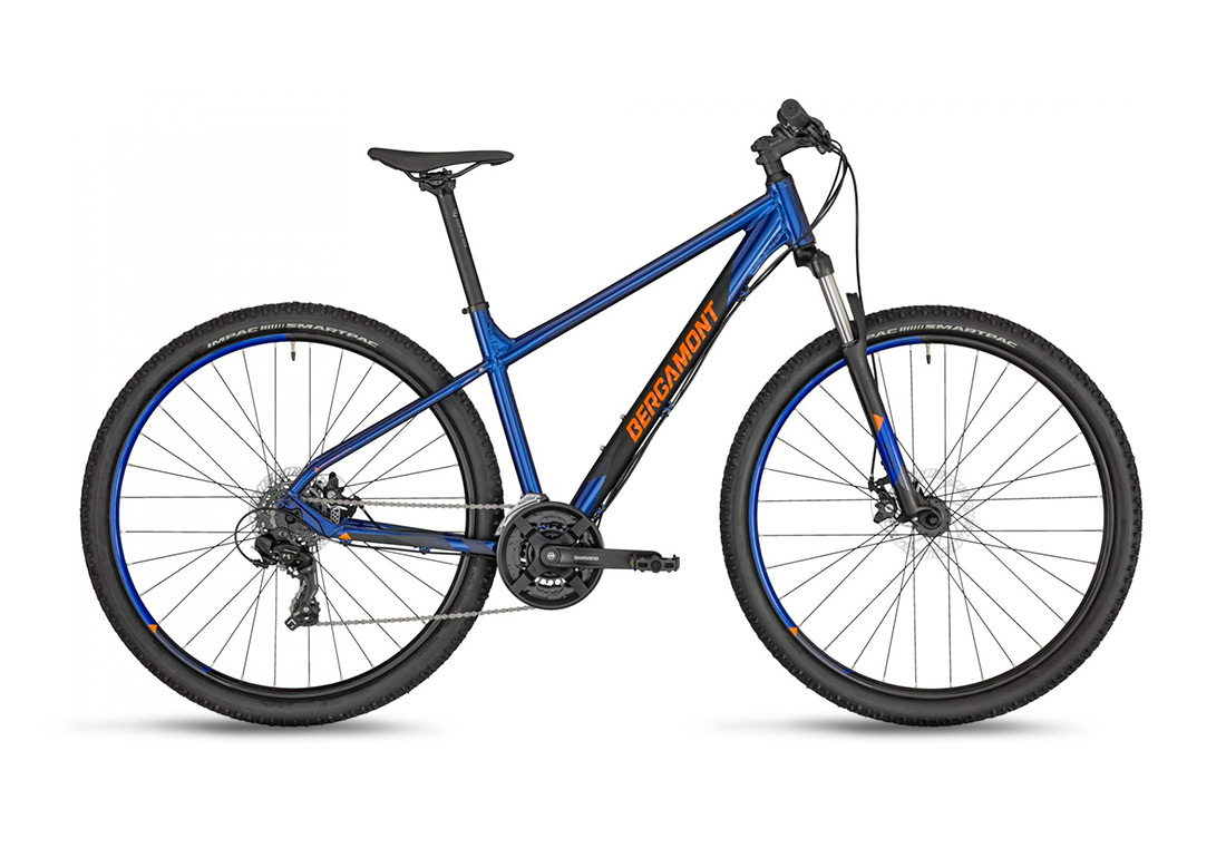 "Купить велосипед 29"" Bergamont Revox 2 (2020) atlantic blue M"