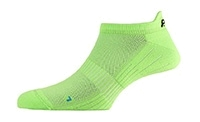 Носки P.A.C. Footie Active Short Men Neon Green 40-43