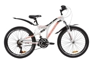 "Велосипед ST 24"" Discovery ROCKET AM2 Vbr с крылом Pl 2020"
