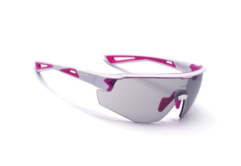 Купить велоочки Lynx Chicago PH WP, matt pink front white