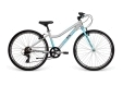 "Велосипед 26"" Apollo NEO 7s girls Brushed Alloy/Sky Blue/Charcoal - фото 1"