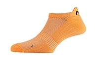 Носки P.A.C. SP 1.0 Footie Active Short Women. колір Neon Orange. 38-41