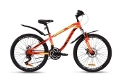 "Велосипед ST 24"" Discovery FLINT AM DD с крылом Pl 2020"