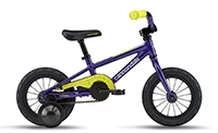 "Велосипед 12"" Cannondale TRAIL 1 GIRLS OS 2020 ULV, фиолетовый"