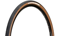 Велопокрышка 700x32C GRAVELKING Slick+ Panaracer Black/Brown